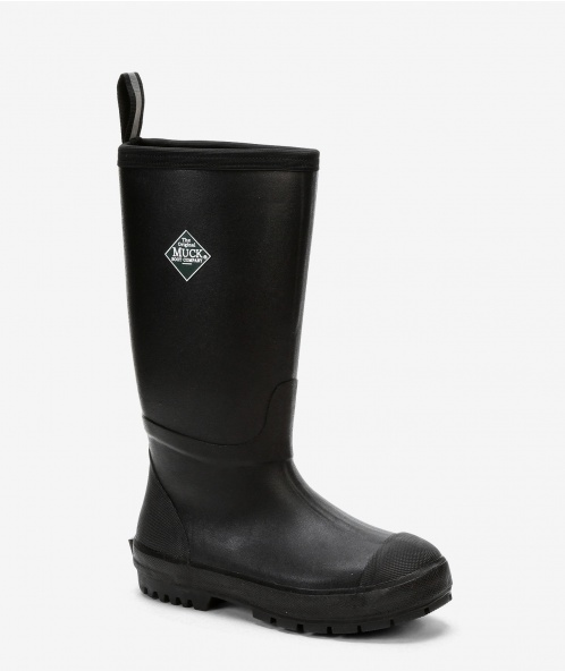 Muck Boot Unisex Chore Slip & Oil Resistant Work Tall Gumboot