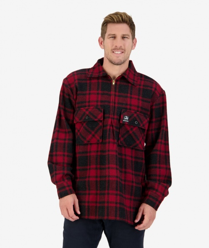 Swanndri Men's Ranger Bush Shirt