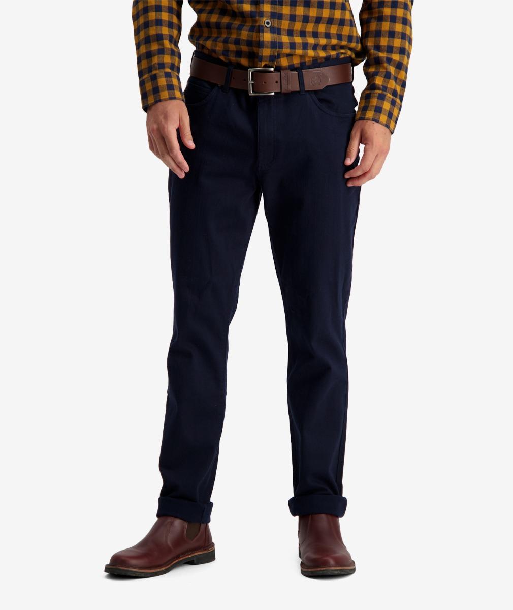 Swanndri Men's Woodbury Stretch Denim Jean