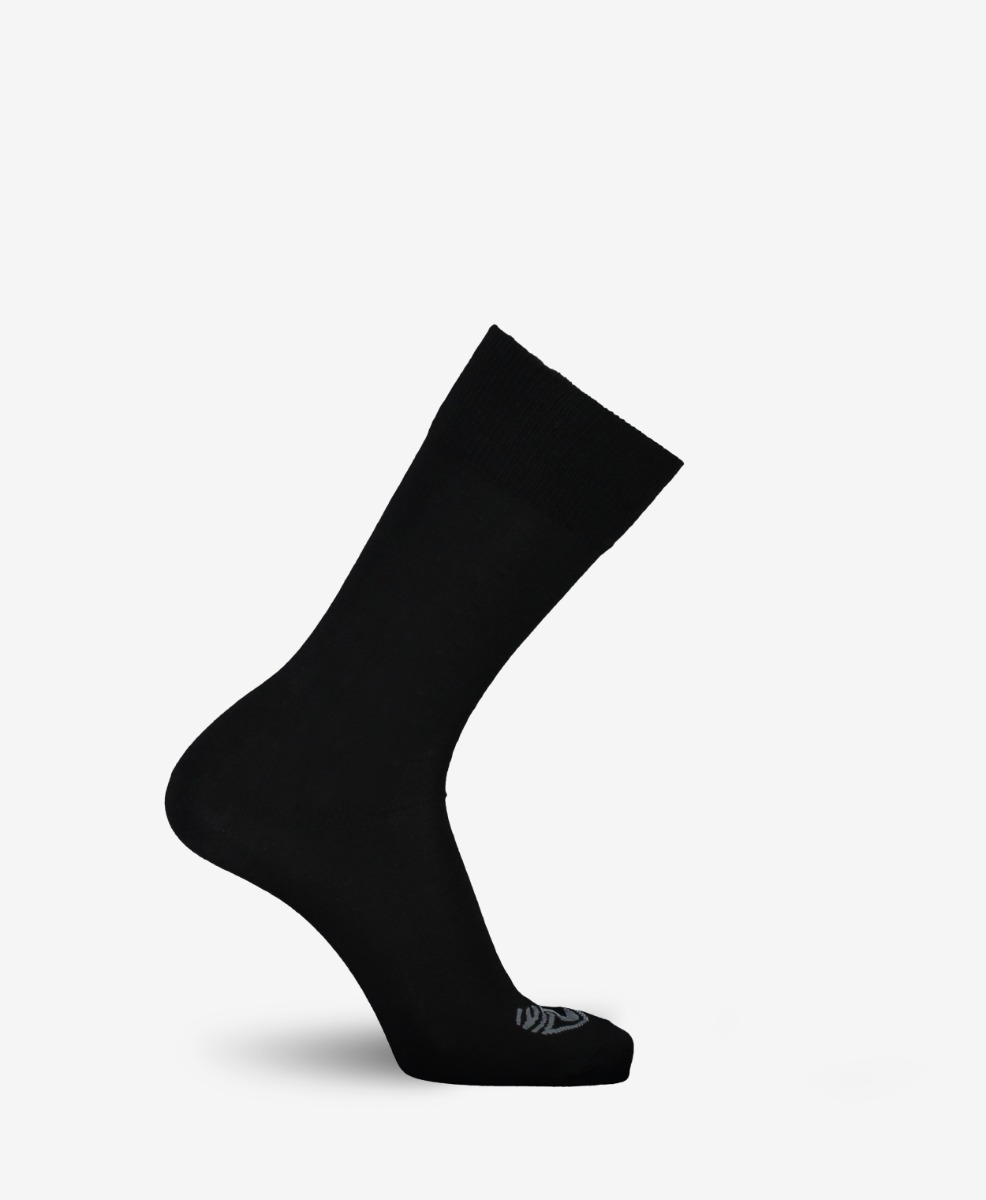 Swanndri Merino Dress Sock in Black