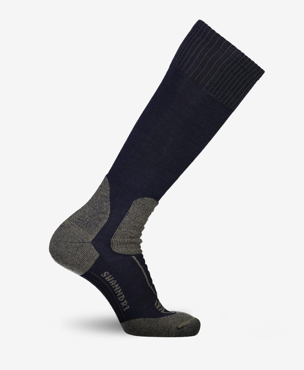 Swanndri Technical High Merino Blend Wool Boot Socks