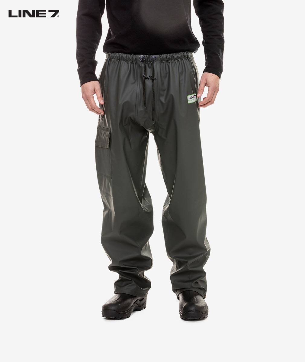Line 7 Men's Aqua Dairy Waterproof Over Trouser
