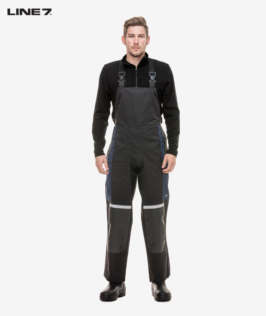 Line 7 Men's Glacier Waterproof Bib Trouser