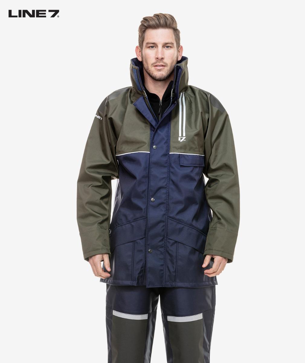Line 7 Men's Territory Waterproof Jacket