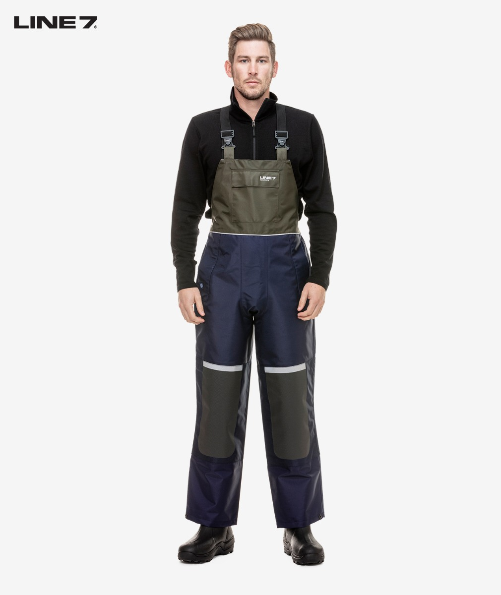 Line 7 Men's Territory Waterproof Bib Trouser