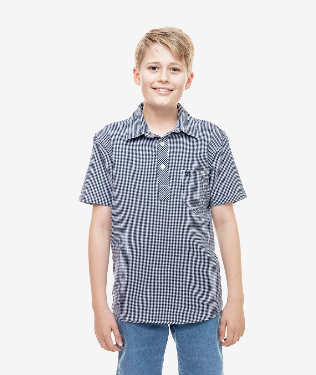 Swanndri Kid's Dragon Creek Cotton Shirt