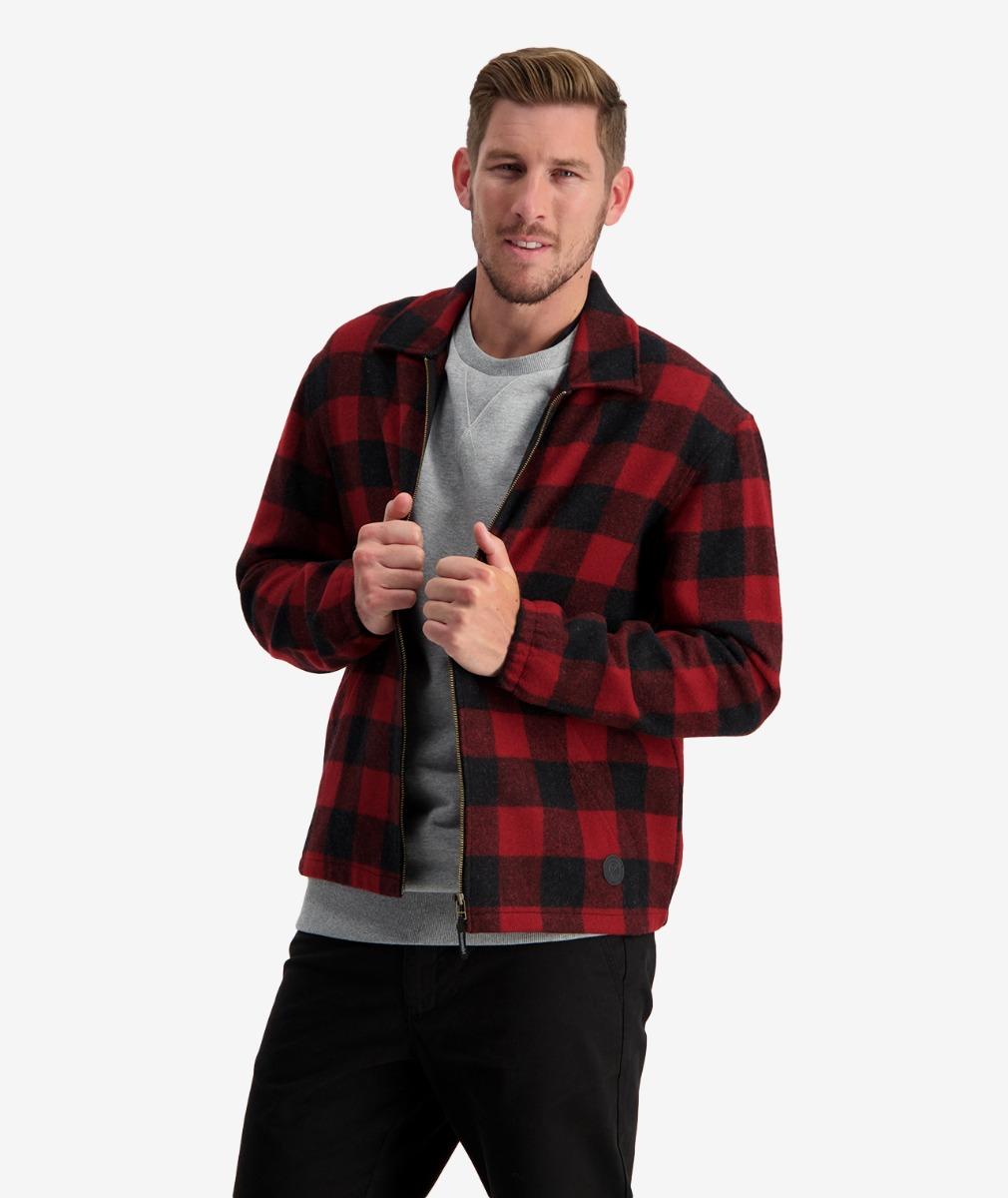Swanndri Men's Lone Tree Wool Jacket