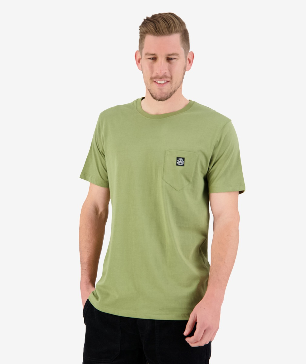 Swanndri Men's Duval V2 Cotton Tee
