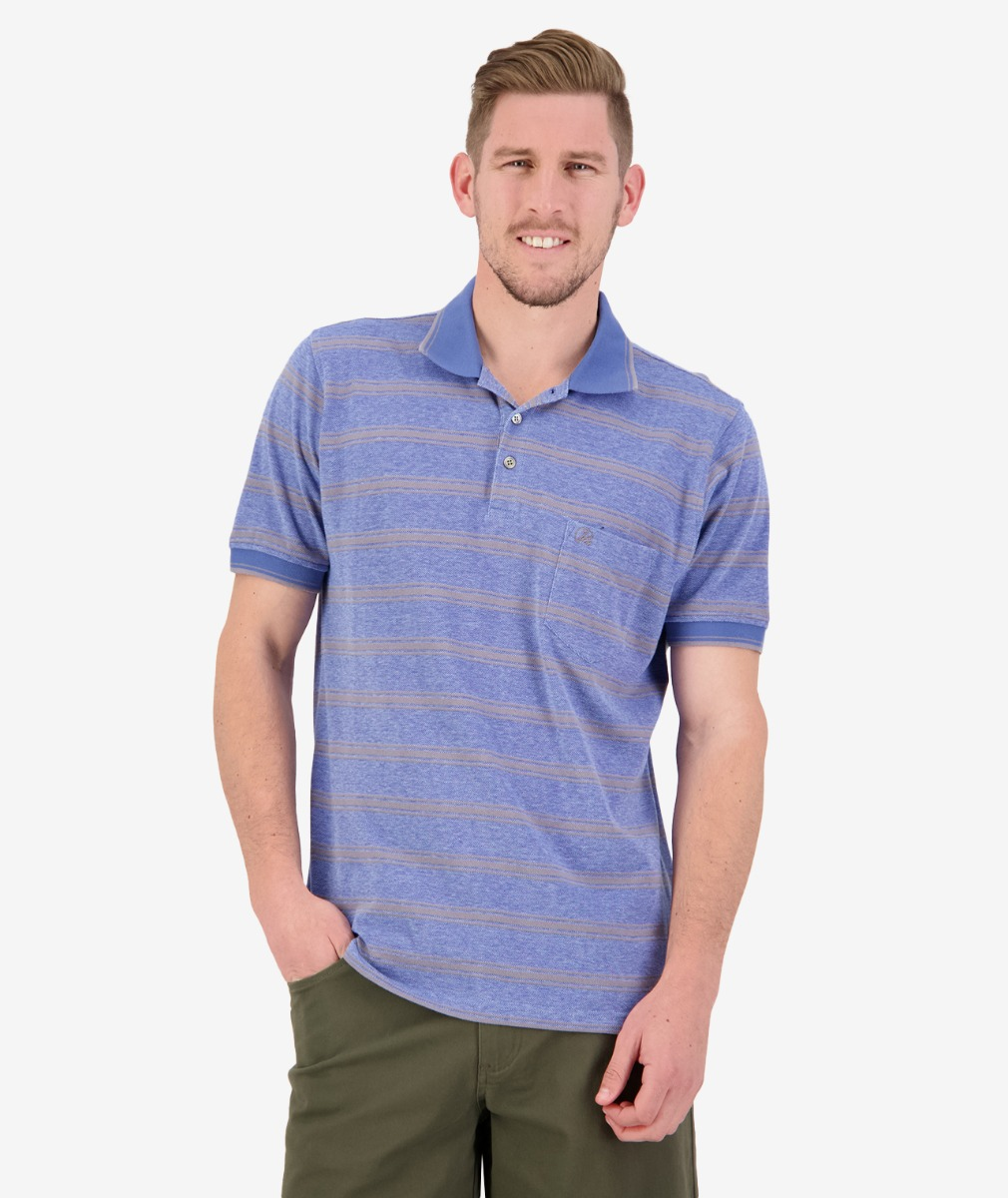 Swanndri Men's Highbank Polo