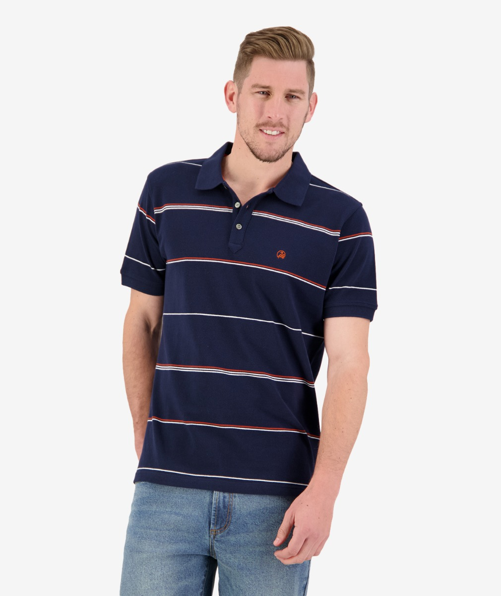 Swannndri Men's Fairton Polo