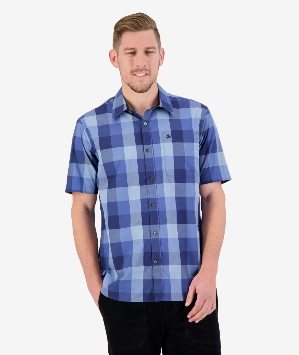 Swanndri Men's Cooks Beach Shirt