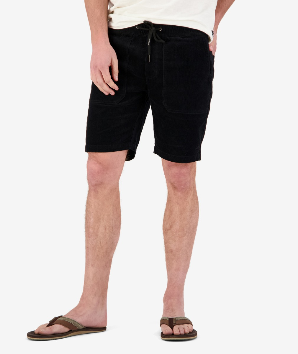 Swanndri Men's Long Bay Cord Short