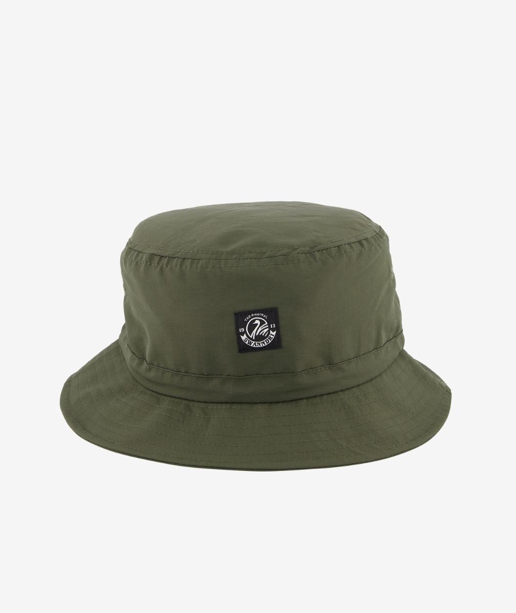 Swanndri Murrays Bay Hat V2 in Army