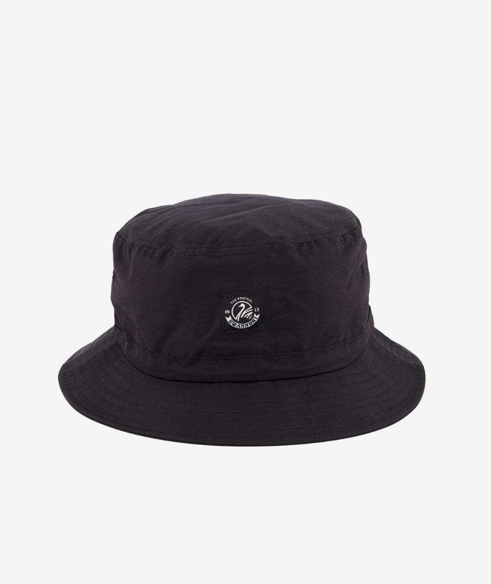 Swanndri Murrays Bay Hat V2 in Black