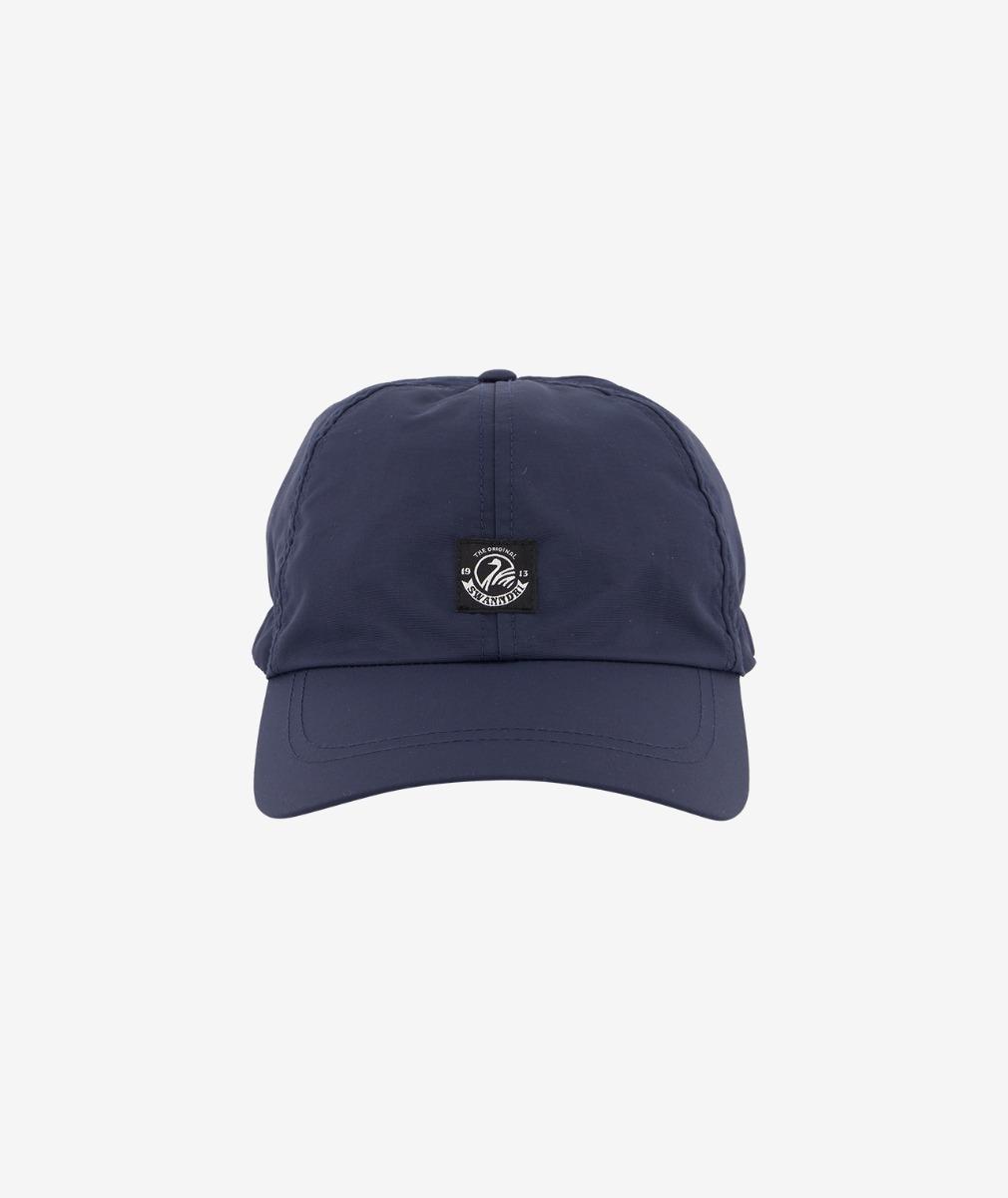 Swanndri Waiwera Cap in Blue