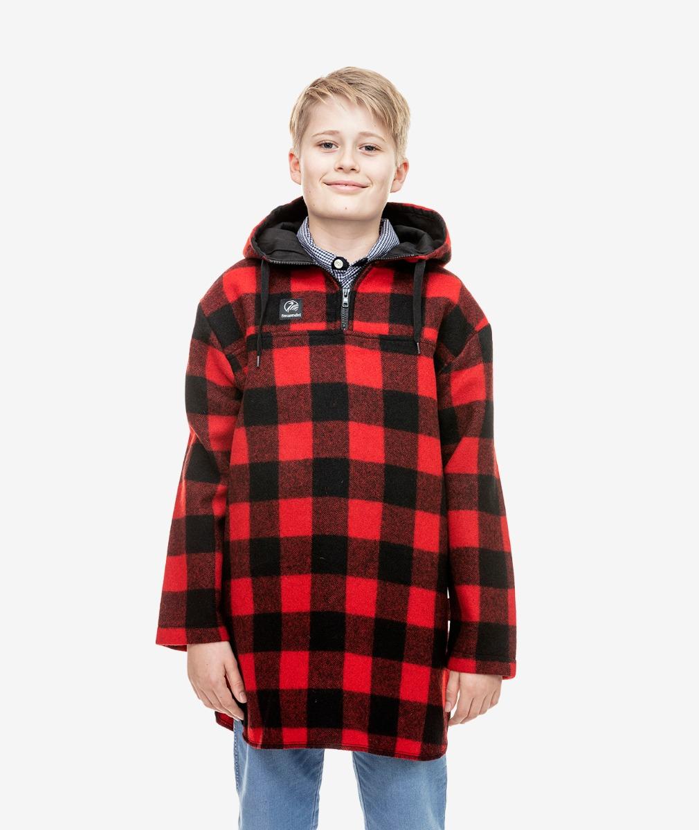 Swanndri Kid's Brixton Wool Bushshirt