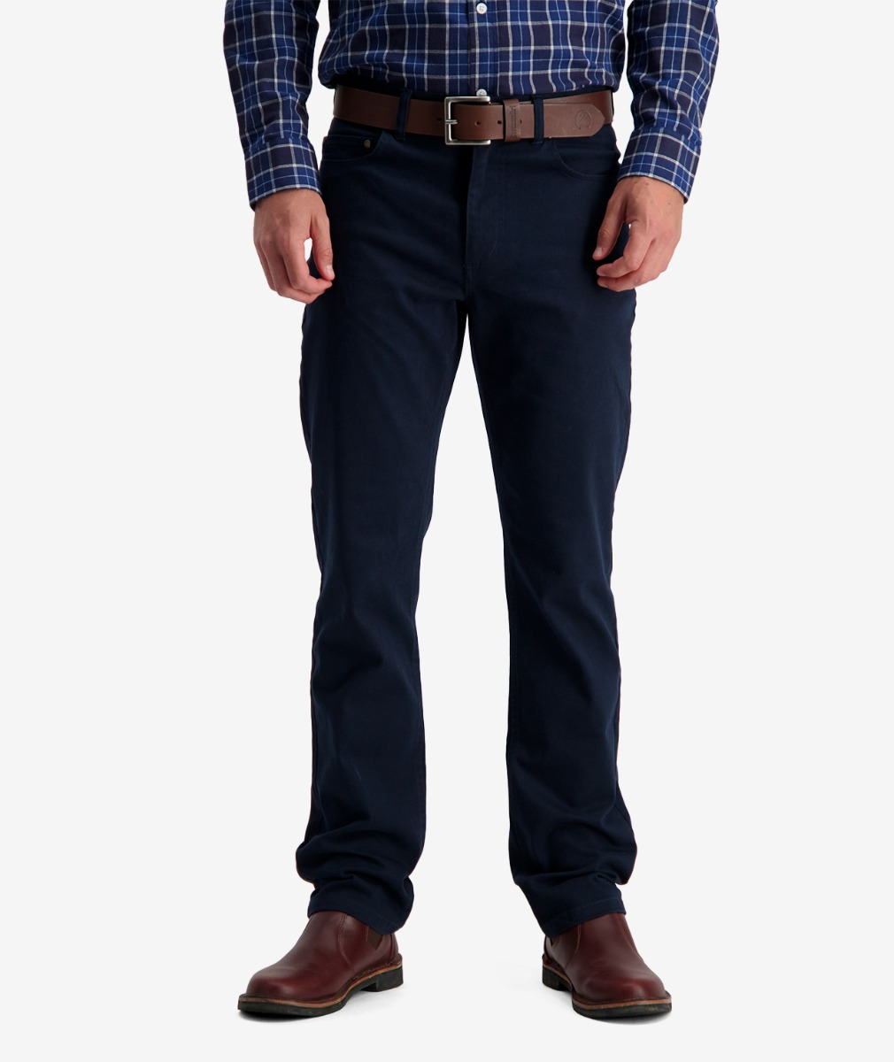 Swanndri Men's Rifle Cotton Stretch Jean