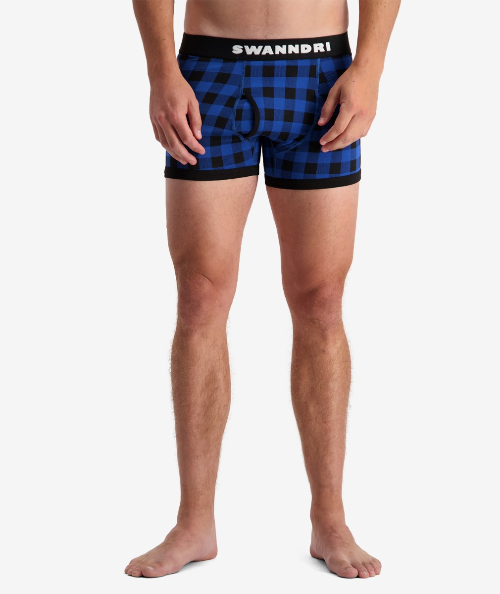 Swanndri Men's Cotton Undies