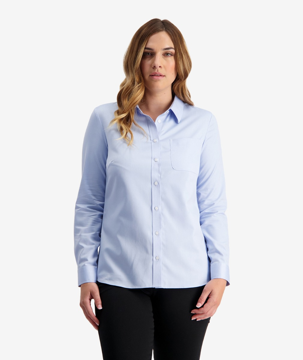 Swanndri Women's Avondale Long Sleeve Cotton Shirt