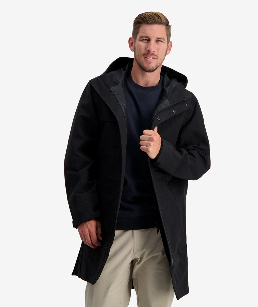 Swanndri Men's Thunderstorm Rain Jacket