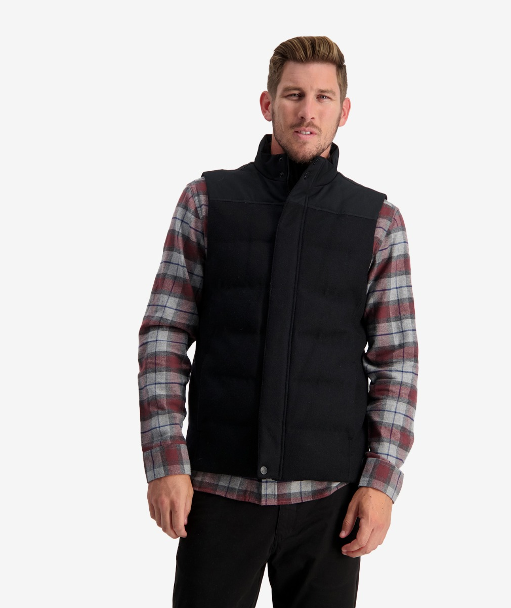 Swanndri Men's Hakatere Insulated Vest