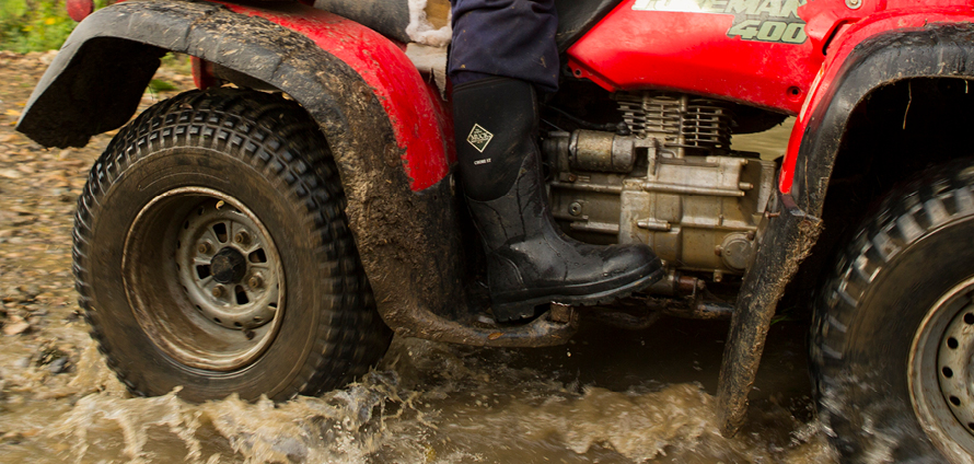 Muck Boots at Swanndri