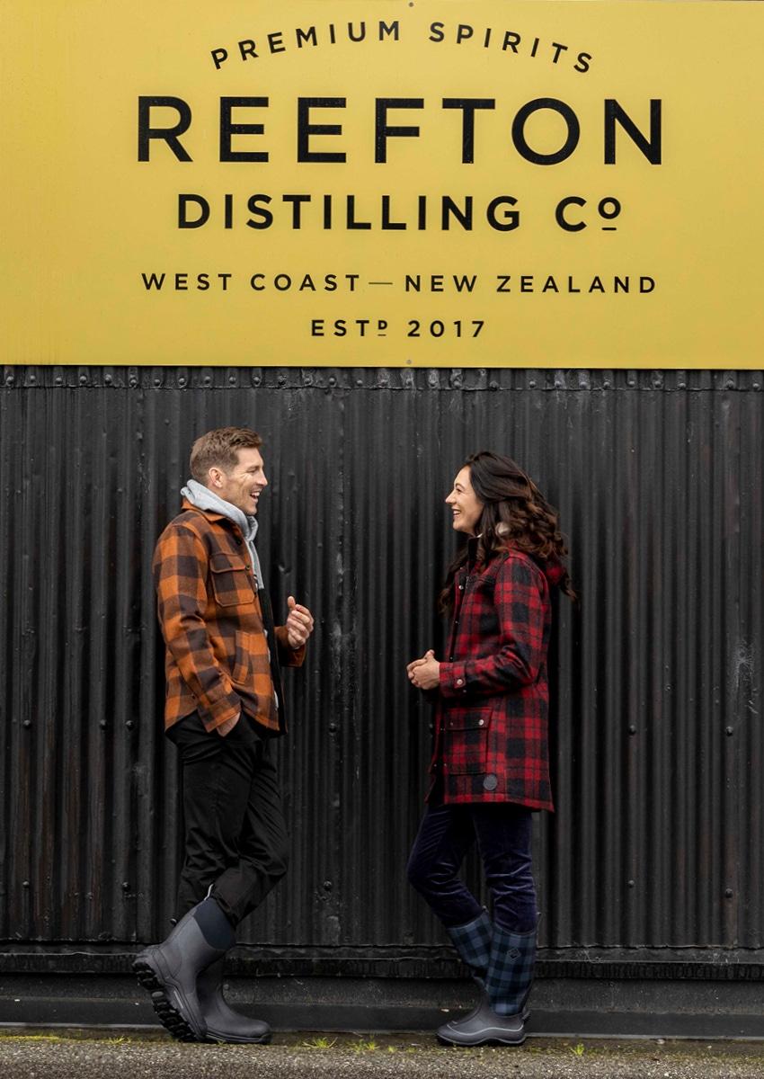 Reefton Distilling Company New Zealand