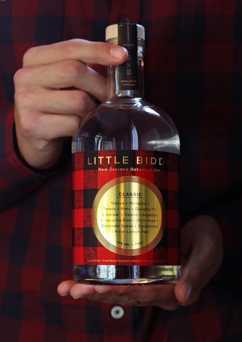 Swanndri x Little Biddy Gin